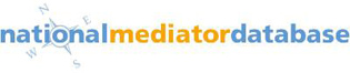 National Mediator Database logo